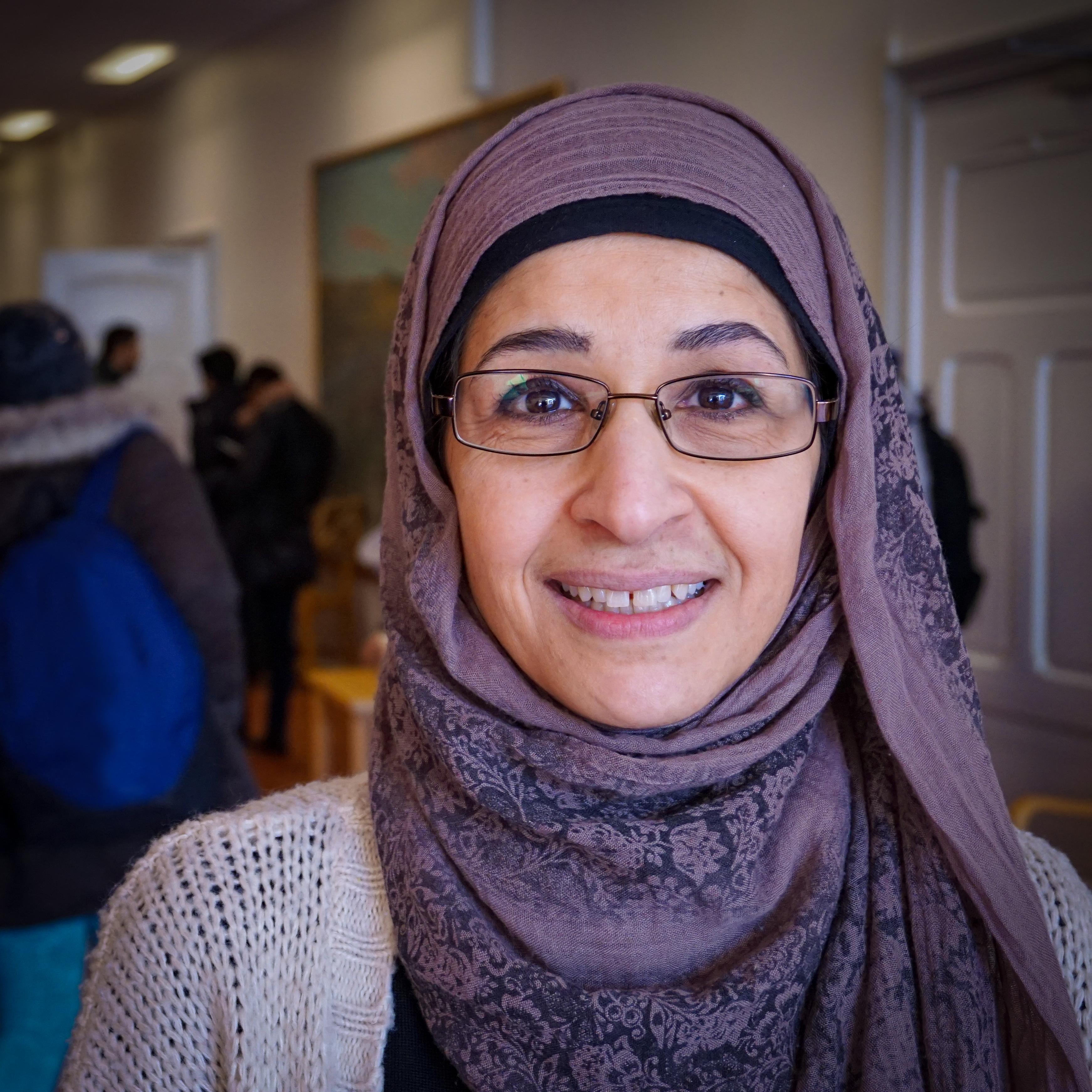 Awan Ahmad studerar Barn & Fritid.