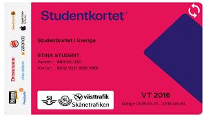 Studentkortet