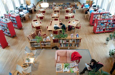 Studiehallen