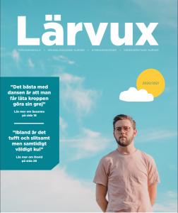 Framsida Lärvux katalog